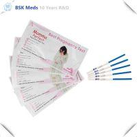 One Step HCG Pregnancy Test strip low cost