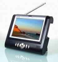 "7"" Portable LCD TV with DVB-T/ ATSC"