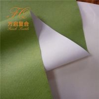 Satin Composite with Paper Fabric for Wallpaper