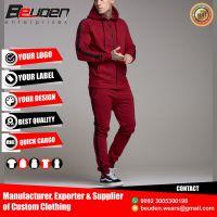 Men Custom Sportswear Slim fit Tracksuit