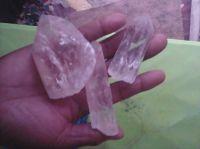 Quartz Clear Crystal Stones