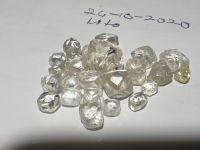 uncute rough diamonds