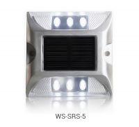 Cast Aluminum Solar LED Road Stud