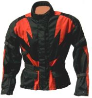 Bike Jacket- Cordura