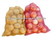 Raschel bag for vegetable