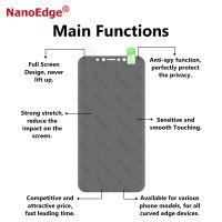 Nano Privacy Anti Spy Screen Protector For iPhone X/8/8 Plus