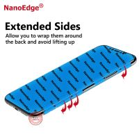 Samsung S9/S9+/S8/S8+ Nanoedge 5D TPU Full Cover Screen Protector