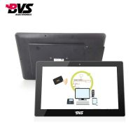 android all in one pc in desktops touch screen for industrial LCD display with capacitive touch