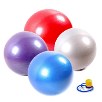 Anti-Burst Customized Yoga Gym Ball Workout