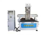 STYLECNC three spindle CNC wood machine for cabinet furniture