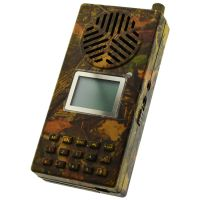 Factory Offer Hunting bird mp3 sound player decoy birds hunting caller with internal Battery