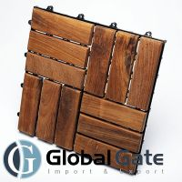 HIGH QUALITY WOOD DECK TILE FROM VIỆT NAM