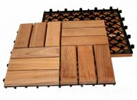 HIGH QUALITY WOOD DECK TILE FROM VIET NAM