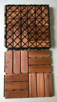 WOOD DECK TILE FROM VIET NAM
