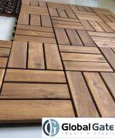 Wood Deck Tile Flooring