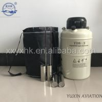 High quality Liquid nitrogen tank container for sale