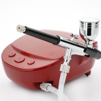 New Style Beauty Makeup Mini Airbrush Compressor Kit for Temporary Tattoos and Crafts