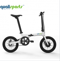 2018 cheap electric ebike 36V mini 250W fashion design pedal assisted system folding Electric bicycle 16 Inch with CE