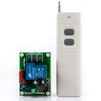 Long range 3000m wireless remote control multi channel rf remote control HFY542