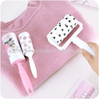 Lavender Scented Sticky Adhesive Lint Roller