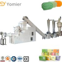 Prefessional Toilet Laundry Soap Production Making Machines