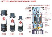 H Type Large Flow Capacity Pump