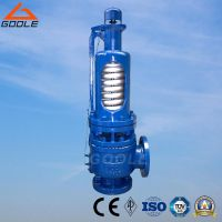 High Temperature and High Pressure Steam Safety Relief Valve (GA48SB/H)