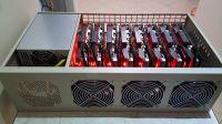 8 GTX 1060 GPU Mining Rig 185 MH/s ETH Ethereum