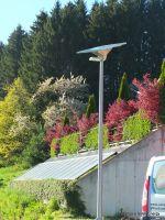 Solar Streetlighting  GAIA 340