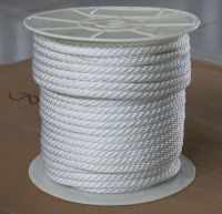 Solid braided rope for package rope 6mm