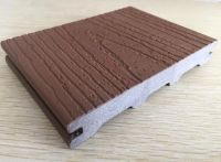 Decking Boards 140x22mm M style Co-extrusion WPC Composite Decking