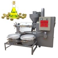 Mini Coffee Bean Oil Press Processing Machine Pakistan