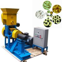 Industrial Automatic Flavoured Puffed Corn Filled Snacks Making Machin