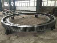 Girth Gear For Cement Factory