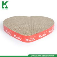 Eco-friendly  2018  Healthy Safe Pet Products Cat Scratcher Board