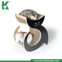 Kinchla Creative Design Safe Nontoxic Sctraching Board Cat Scratcher Tree