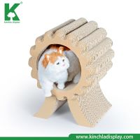 Kinchla 2018 New Model Pet Carries Cage Cat Scratcher Post