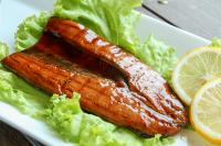 Eel, Conger Eel, Mackerel & Pacific Saury