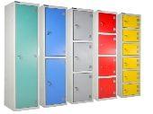 Modern and Safe Office Locker