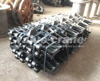 CC 2800-1 track shoe track pad crawler crane of crawer crane parts quality and manufacturing products