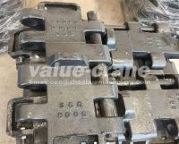 TEREX DEMAG CC 8800-1 TWIN track shoe track pad track plate crawler crane of crawer crane parts quality and manufacturing products