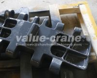 CC 2400-1 track shoe track pad crawler crane of crawer crane parts quality and manufacturing products