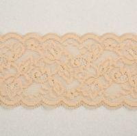 """3.07"""" Wholesale Newest Design Elastic Lace Trim for Lingerie Underwear"""