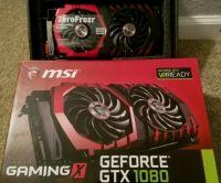 New GTX 1080 Ti 11GB Video Graphics C STRIX ROG GeForce Asus NVIDIA 1080 ti G ming 11GB