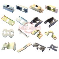 Factory Auto Car Door Check and Hinge Spare Metal High Precision Stamping Parts