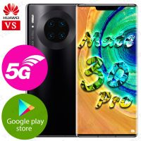 Huawei Mate 30 pro 5G Version Google Play Support NFC Global ROM Unlock 8GB 256GB Mate30pro 40MP 6.53 inch Kirin 990 Mobilephone