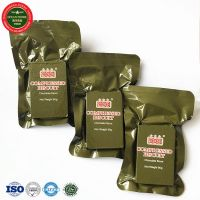 military ration biscuits chocolate flavor compressed biscuit