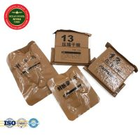 Emergency Food Military Mre Ration Pack Biscuits menu