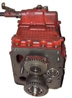 The gearbox of the tractor MTZ-80/82 (Belarus-80/82).