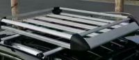 4x4 vehicles double-deck roof racks